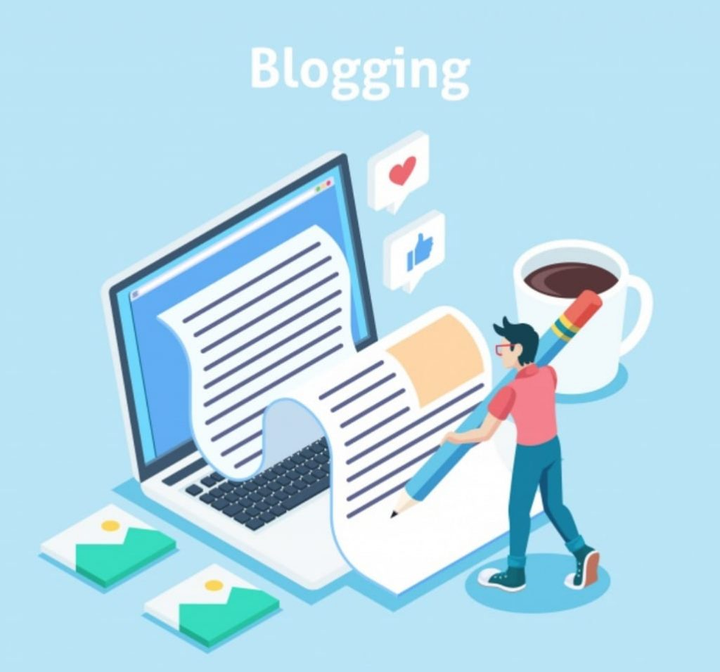 blog writing for business nz